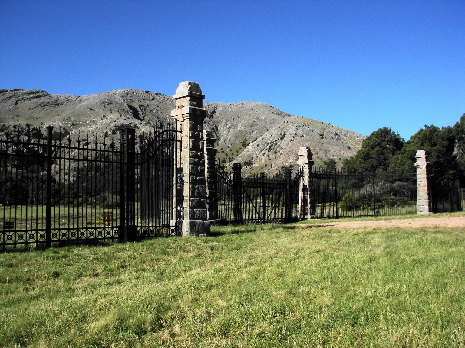 El Camping Campamento base del Cerro Ventana