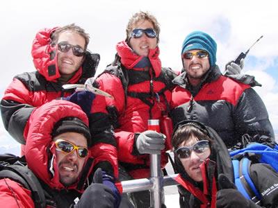 Cumbre Nevado del Incahuasi