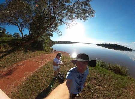 Surucuá Reserva & EcoLodge Rio Iguazú en Kayak