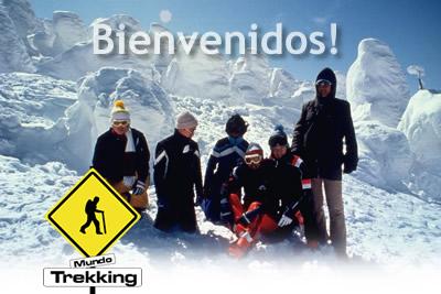 Trekking y montañismo