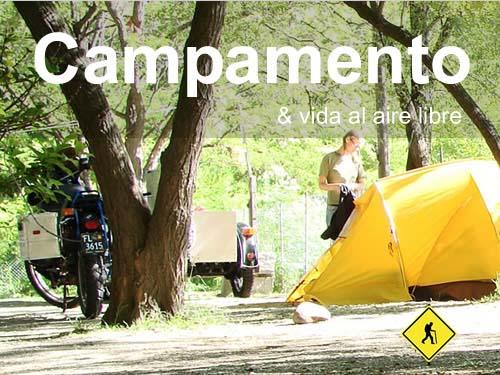 Aprender a acampar, con estos consejos