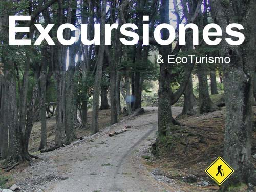 Guía de Excursiones para hacer senderismo y turismo aventura. En esta sección encontrarás donde hacer trekkings : excursiones, travesías y paseos relevados