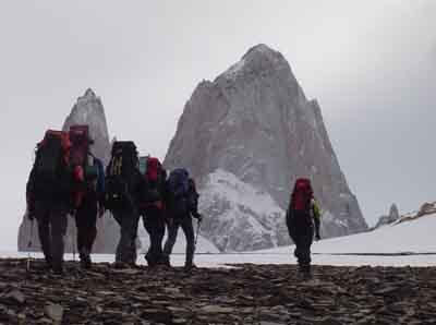 Trekking y senderismo en El Chaltén
