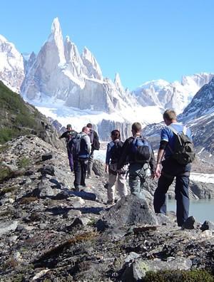 El Chaltén Senderismo y trekking en Patagonia