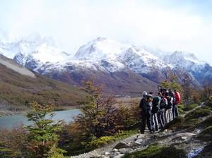 Patagonia Argentina Chaltén Senderismo