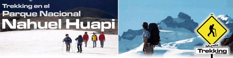 Guia de trekking en Parque Nacional Nahuel Huapi