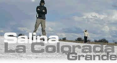 Salina Colorada La Pampa