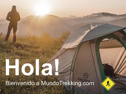 Comunidad de viajeros ecológicos donde puede encontrar consejos sobre trekking y senderismo,