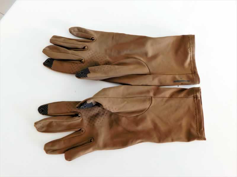 Guantes con protección UV